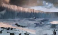 Ambient sounds from beyond the wall